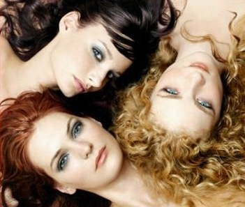 Blonde Redhead Brunette 55