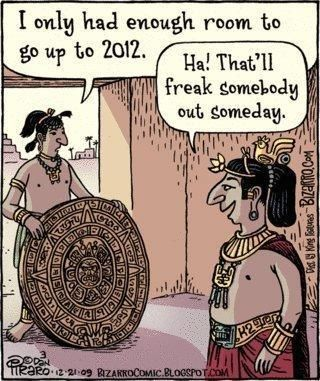 Mayan cartoon